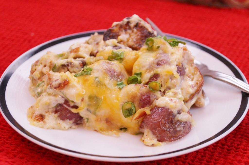 Potato Salad Recipe Using Baked Potatoes