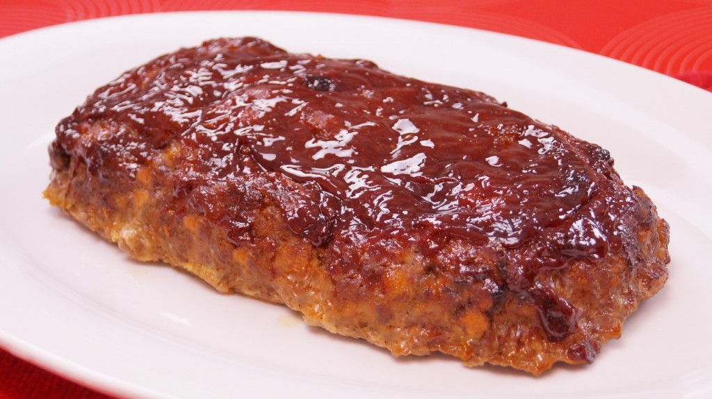 Easy Meatloaf Recipe Dishin With Di Cooking Show Recipes Cooking Videos